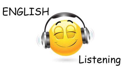 مهارت شنیداری انگلیسیEnglish listening skill