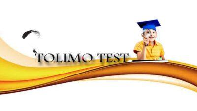 آزمون تولیمو Tolimo