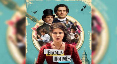 فیلم انولا هولمز Enola Holmes Film سرگرمی یادگیری زبان انگلیسی