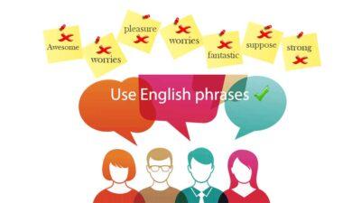 یادگیری عبارات بجای لغات زبان انگلیسی Learn phrases English words