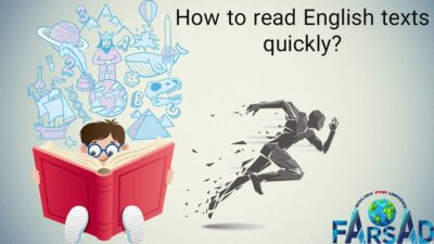 how read English texts
