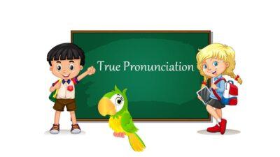 اهمیت یادگیری تلفظ لغات انگلیسی چیست ؟