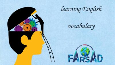 learning English vocabulary