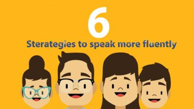 Six Strategies for English Conversation