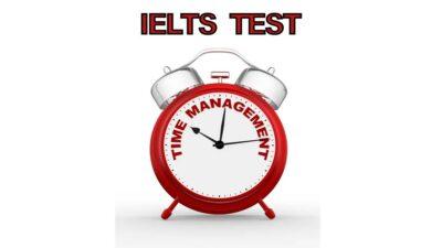 مدیریت زمان آزمون آیلتس