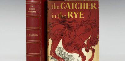 رمان انگلیسی ناتور دشت