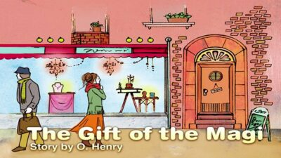 داستان The Gift of the Magi