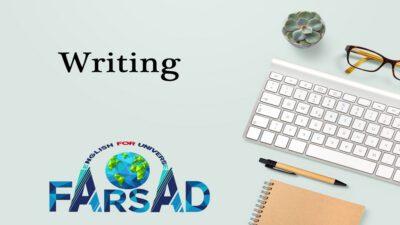 مهارت نوشتاری Writing در آزمون آیلتس IELTS