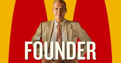 learn English and have fun فیلم موسس the founder