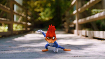 فیلم وودی دارکوب Woody Woodpecker Film سرگرمی و یادگیری زبان انگلیسی entertainment learning English fantastic family movie have fun and learn English our motto