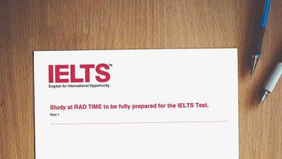آمادگی برای شرکت در آزمون آیلتسReady to take the IELTS test