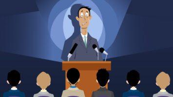 مراحل مقابله با ترس از اسپیکینگ 4 Steps dealing with fear speaking