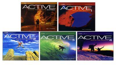 کتاب Active Reading