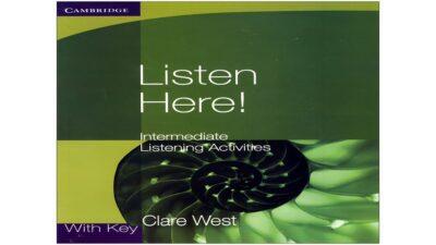 کتاب Listen Here
