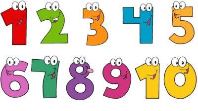 اعداد در زبان انگلیسی