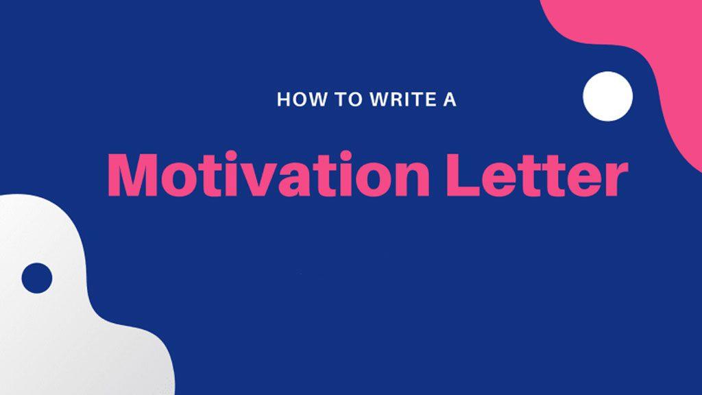 نکاتی که باید هنگام نوشتن انگیزه tips for writing a motivation letter